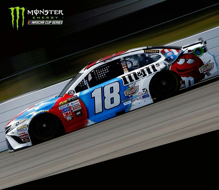 Kyle Busch Monster Energy Cup Series