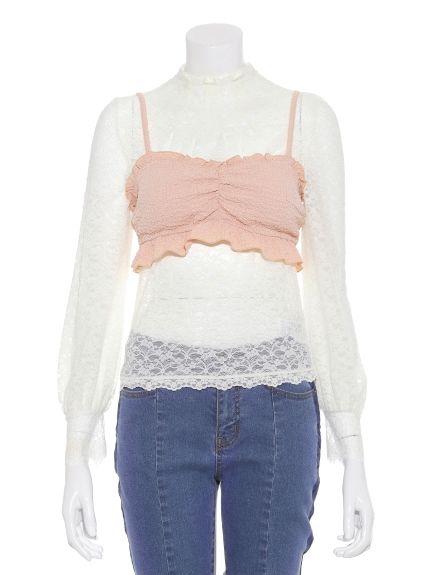 インナーブラトップ(チューブ・ベアトップ) Lily Brown(リリーブラウン) ファッション通販 ウサギオンライン公式通販サイト