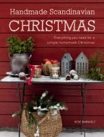 A beautiful collection of over 120 crafty Christmas ideas to achieve the perfect homemade Christmas. From simple ways to decorate the Christmas tree, to ingenious ways of wrapping your Christmas gifts, this book is bursting with ideas to inspire year after year. Each project is beautiful but achievable, accompanied by stunning photographs.