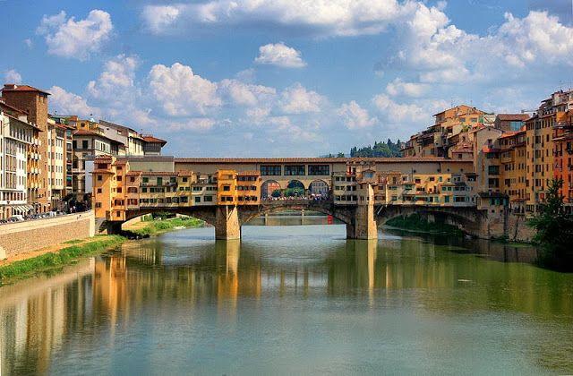 Travel Tips: Ponte Vecchio: Η γέφυρα - σύμβολο της Φλωρεντίας