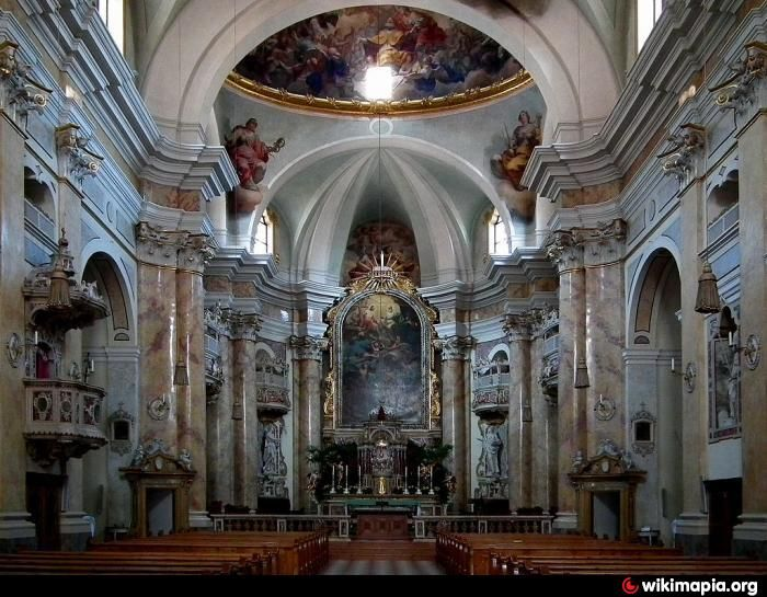 images of benedictine abbey | Benedictine Abbey Muri-Gries and Abbey church - Bolzano, Italy