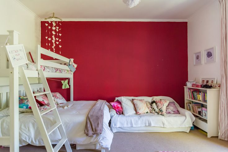 Get decorating ideas from interior designers for your child's room. Fun and functional