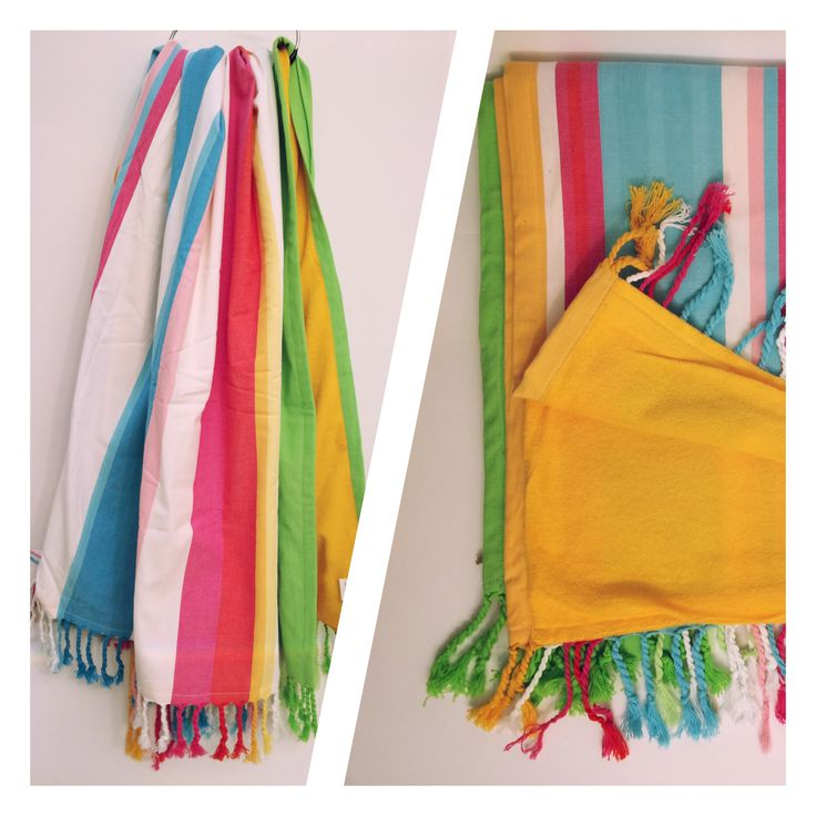 Turkish Towels by SummerForever.ca, double layered with flat woven fabric on one side and terry on the other side.  Hand loomed fringes add to its elegant look.  Beach style, look chic on the beach, cool summer stuff. summer forever. Toronto Canada