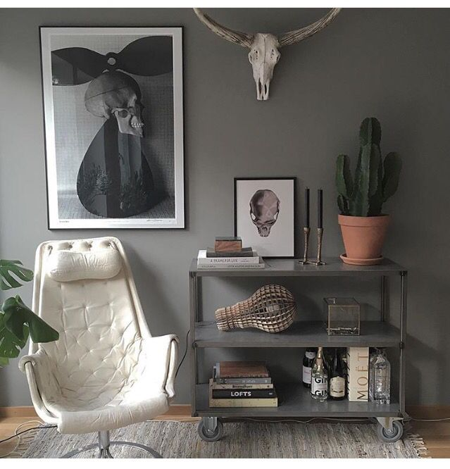 Livingroom. Home Of Susanna Säfsund, Raw Interior @susanna_raw_interior