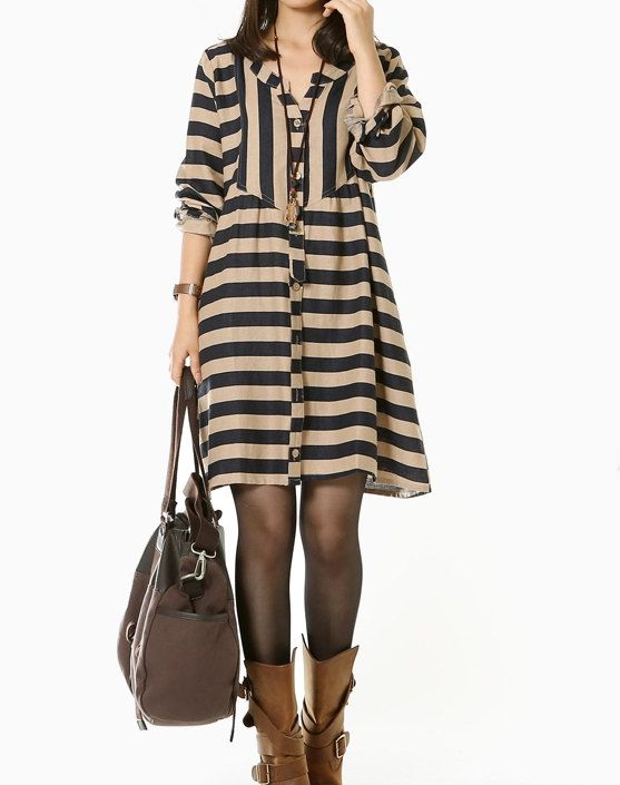 top loose dress for materna