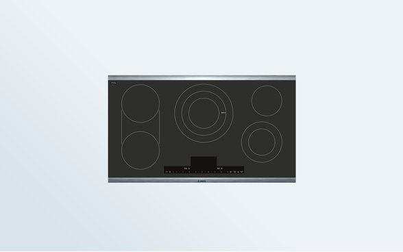 Best Electric Cooktops 2020 30 And 36 Inch Stove Tops With Downdraft Electric Cooktop Cooktop Electric Cooktop Kitchen