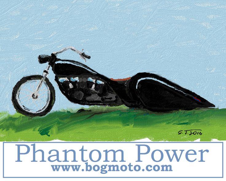1985 Custom Yamaha Concept...