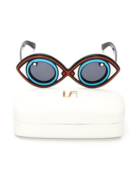 Linda Farrow Gallery 'Yazbukey 2' sunglasses