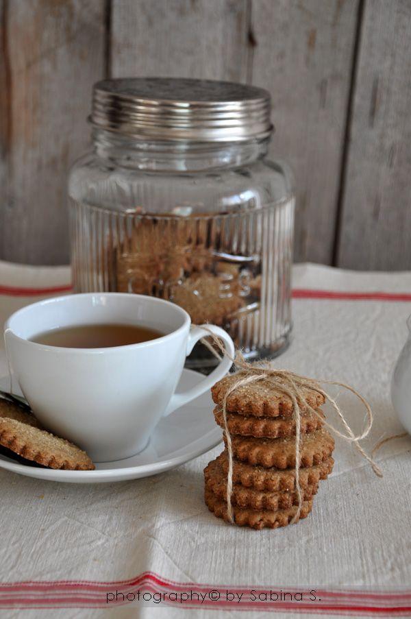 Due bionde in cucina: Biscotti di grano saraceno