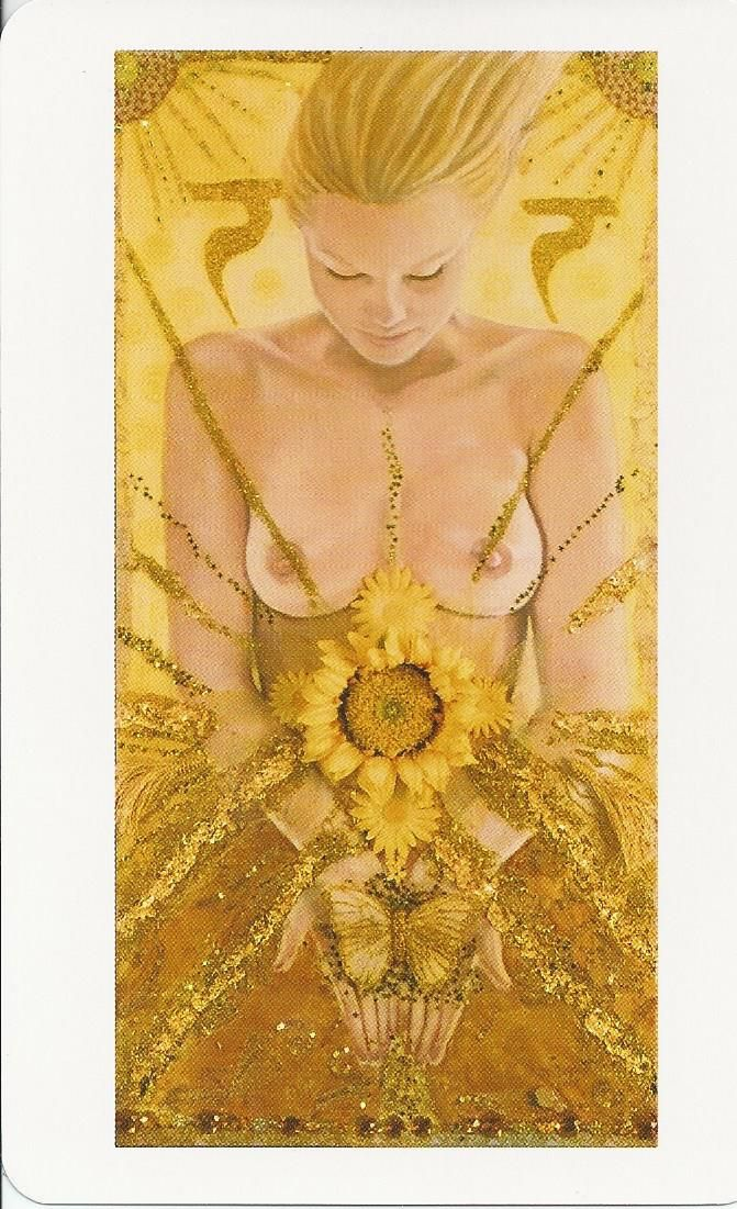 Blessed is the beauty & radiant light of the Divine Goddess Essence... a pure field of Love that radiates at the depths & core of each Soul ♥♥ Blessings & Love, Carolyn & Andy ♥♥ Beautiful Artwork ~ Jo Jayson