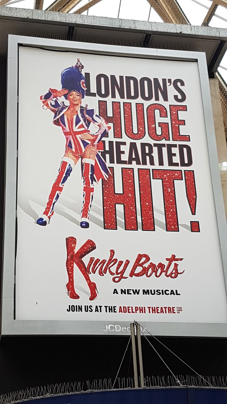 Seen on the streets of London: Adelphi Theatre - now home of the award winning musical Kinky Boots #broadway #play #tonywinner #cindylauper #adelphy #londonmusicals #tickets #thisislondon #welovelondon #visitlondon #mylondonsouvenirs