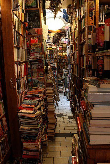 The Abbey Bookshop, en Sydney, Australia