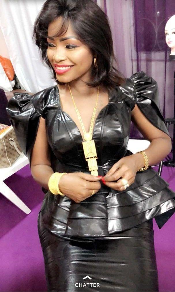 ( 05 Photos ) le Sagnsé de Mbathio Ndiaye ravissante ! Sagnsé Sénégalaises lui va à merveille, 05 Photos à couper le souffle - Dakarinfo.net