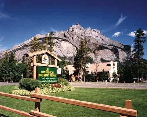Look at this resort I found using Interval International's Mobile app.  Banff Rocky Mountain Resort  1029 Banff Avenue  Banff, AB TOL OCO  Download the Interval App to see more.  http://itunes.apple.com/us/app/id388957867