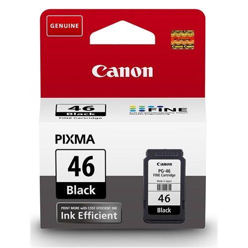 "Canon PG-46 Siyah Mürekkep Kartuşu ""Canon PG-46 Siyah Mürekkep Kartuşu""  https://yoogbe.com/urun/canon-pg-46-siyah-murekkep-kartusu/"
