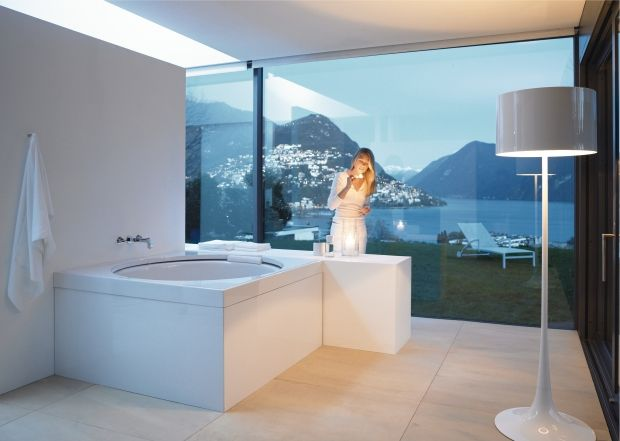 20 best Luxurious Digs images on Pinterest Bathrooms, Bath - whirlpool designs innen ausen