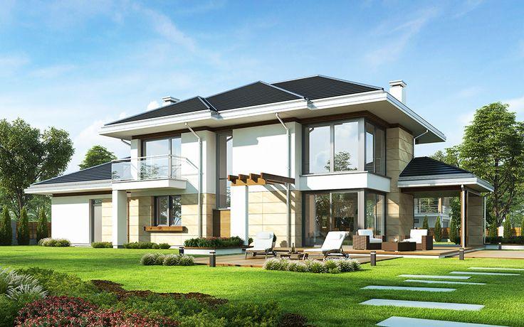 projekt-domu-dom-z-widokiem-6-wizualizacja-ogrodowa-3