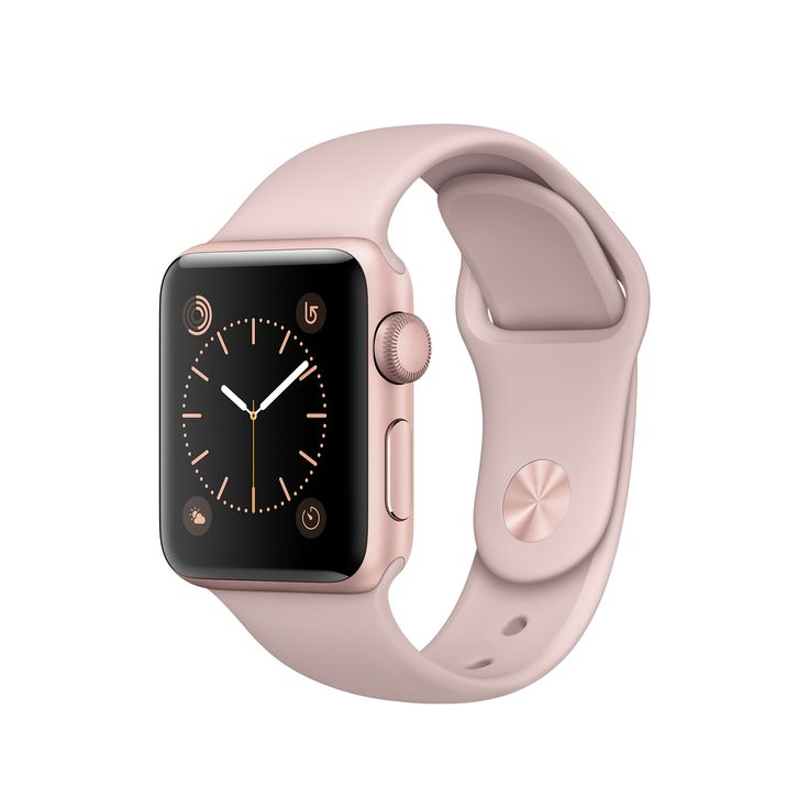 Shop Apple Watch Rose Gold Aluminium in 38mm. Available in Series 1 or Series 2 with built-in GPS. Buy now with fast, free shipping.