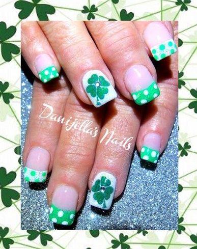 187 best Nail Art - St. Patrick\'s Day images on Pinterest ...