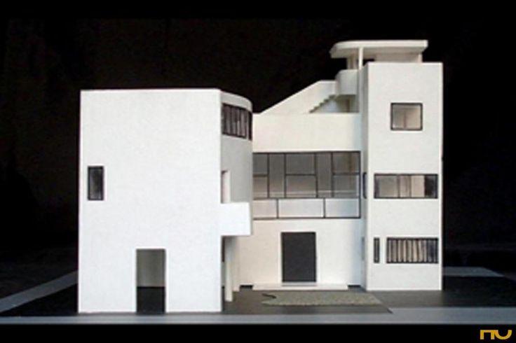 76 best images about models iconic arch on pinterest kenzo tange alvar - Villa la roche corbusier ...