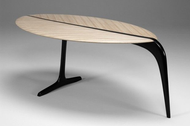 Incredibly rare.  Tapio Wirkkala Table for Soinne et Kni 1950s.