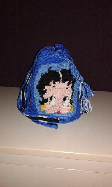 Betty Boop tas