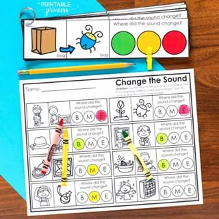 Numbers to 10 Activities for Little Learners | The Printable Princess   – Math