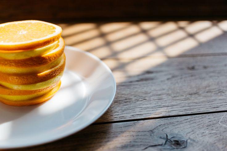 https://flic.kr/p/UeqDwY | Orange and lemon slices pile | Get more healthy free photos on freestocks.org