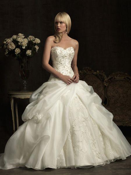 Drool.Dresses Wedding, Ideas, Princesses Dresses, Wedding Dressses, Ball Gowns, Bridal Gowns, Chapel Training, Allure Bridal, Bridal Style