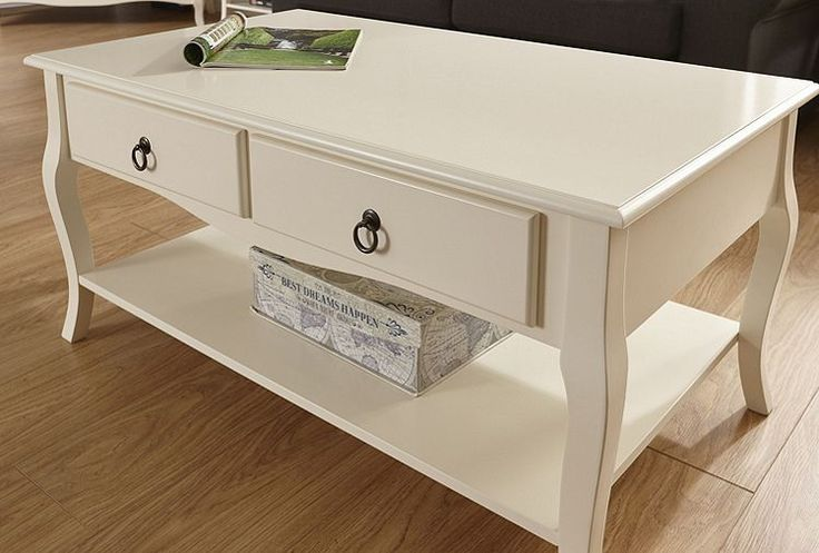 Tesco direct: Marianne Coffee Table Ivory