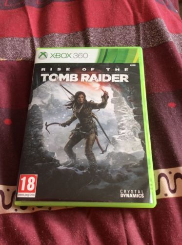 Rise Of The Tomb Raider X Box 360 https://t.co/XD1nbPrctR https://t.co/LFMhXzube3