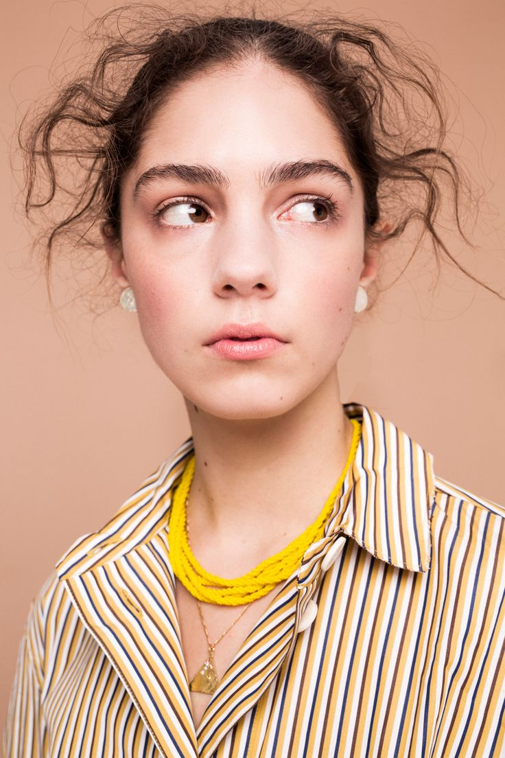 Holly Golightly Copenhagen - Pre SS16 Campaign / Photo: Trine Hisdal / Styling: Julie Svendal / Coreographer: Tone Reumert / Make-up: Pernille holm / Model: Madeleine - Scoop Models / MARNI / ORIT ELHANATI