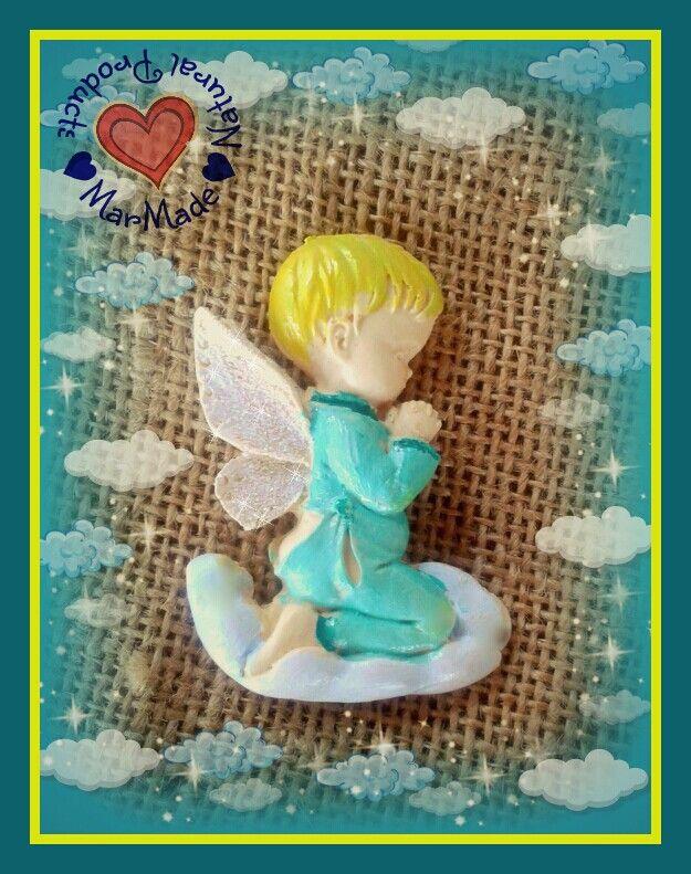 Angel soap  www.facebook.com/proiontamarmade