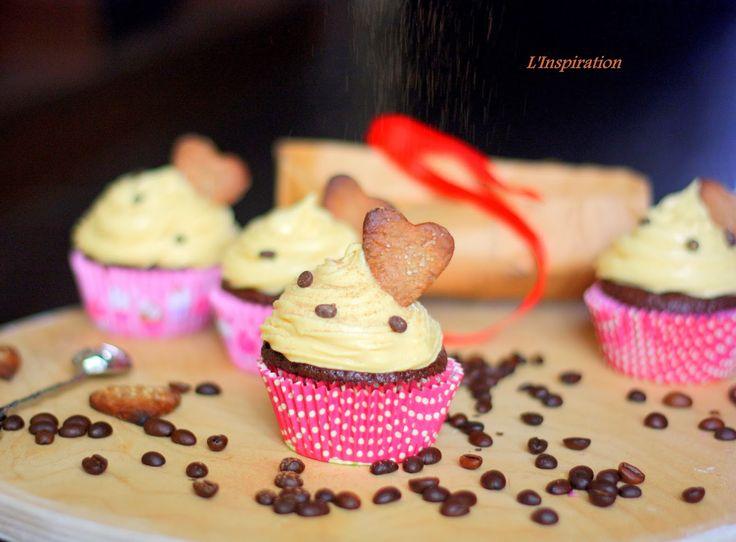L'Inspiration Готовьте с вдохновением: Шоколадно-карамельные капкейки