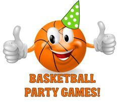 Theme your child's next birthday around their favorite sport - Basketball. Party game ideas that will make this Birthday a slam dunk!