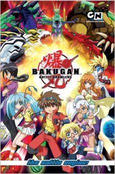 Bakugan Battle Brawlers: The Battle Begins! Paperback – November 25, 2008