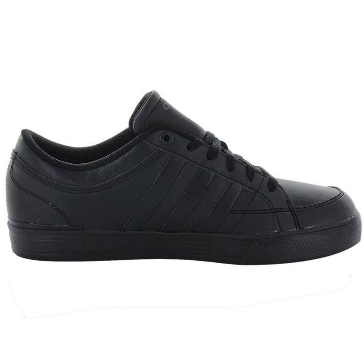 zapatillas adidas bbneo skool negras