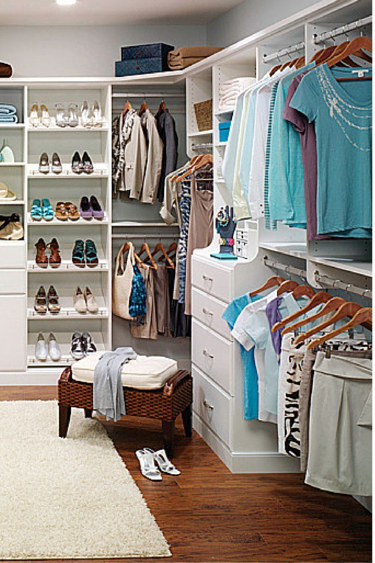 7 Steps To Get The Max Out Of Your Reach In Closet Mit Bildern