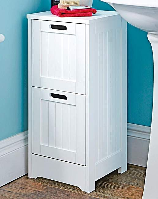 2 Drawer Tongue and Groove Unit | House of Bath