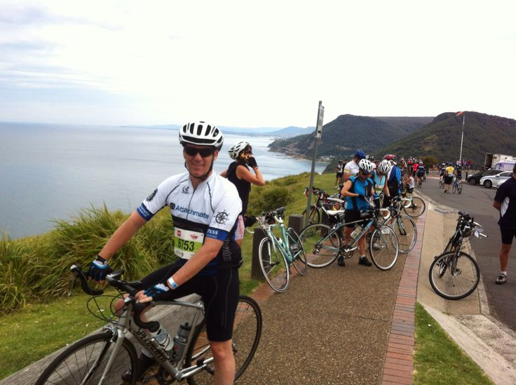 Stanwell Park Also Part Of The Sydney Wollongong Ride Awesome View From South End