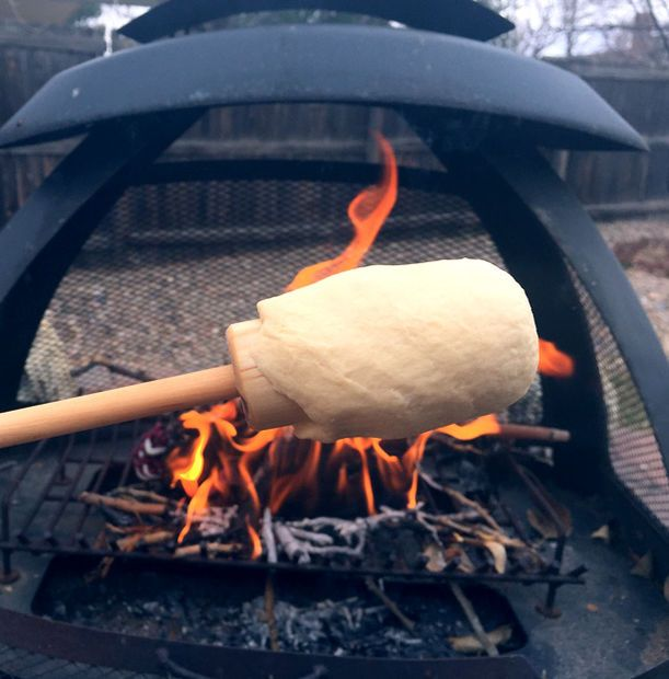 How to Make Campfire Biscuit Treats