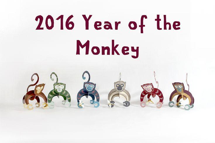 猴 (hóu) ist chinesisch und bedeutet Affe. Und laut dem chinesischen Kalender beginnt heute das Jahr des Feuer-Affen. Affen sind wendig, klug, ein wenig eitel, stur aber auch sehr gesellig (sagt man…