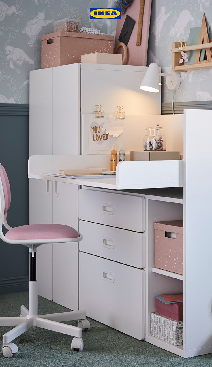 21702b1ec89a FRITIDS/STUVA Changing table with drawers White/white 90 x 79 x 102 cm in  2019 | home | Changing table with drawers, Wardrobe drawers, Ikea