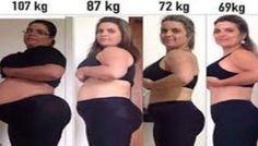 Bajo 3 tallas de vestido en 7 Días!!! Mira este increíble pequeño truco que esta mujer está utilizando para bajar de peso rápido