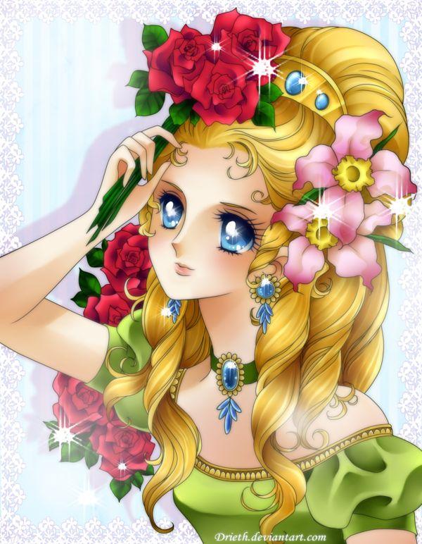 Marie Antoinette by ~Drieth on deviantART