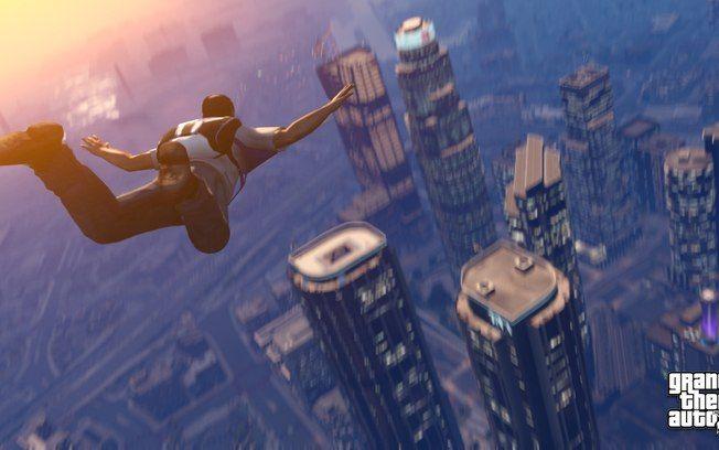pular de paraquedas | Separamos trinta atividades que vão ocupar seu tempo enquanto você ...