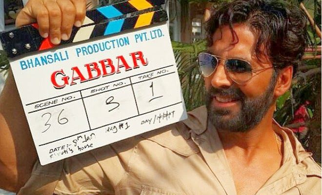 First Look of Gabbar Movie | Akshay Kumar