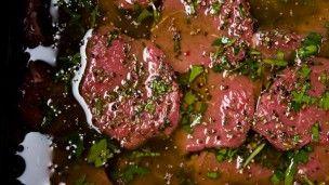 Vietnamese Beef in Betel Leaf (bo la lat) BBQ Recipe