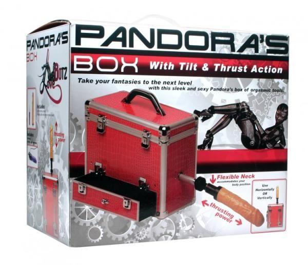 Pandoras Box Sex Machine on Think Pink
