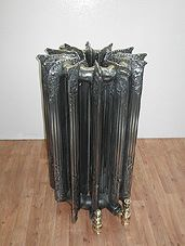 antique radiators for sale | Antique cast-iron radiators, restored and for sale.